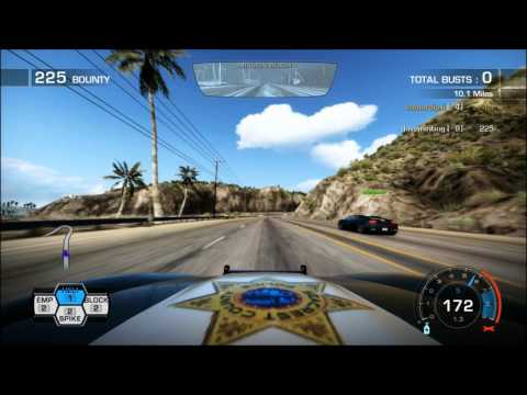 My Confusing Win Need for Speed Hot Pursuit
