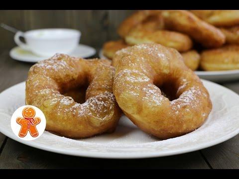 Пончики из советского детства (Russian donuts)
