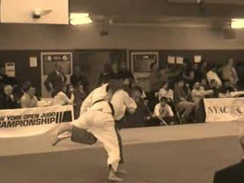 Sukui Nage by Steve Fayzakov at NY open 2008 Image 1