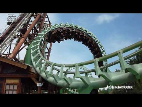 Gardaland 2009 (Music video mix) HD