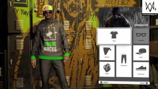 Watch Dogs 2 | How to get/unlock my outfits