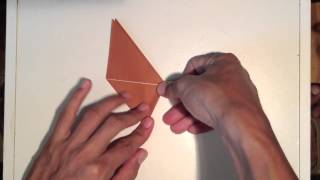 Origami Bat - How To Make Origami Bat