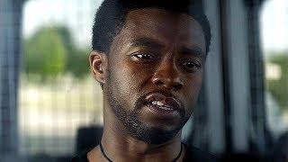 T'Challa Threatens Steve Rogers (Scene) Captain America: Civil War (2016) Movie Clip HD
