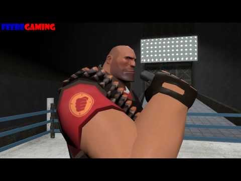 SFM TF2 - If You Smell What The Rock Is Cooking