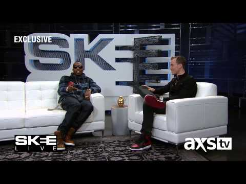 B.o.B Discusses The Multiple Genres He's Evolved From on SKEE Live!