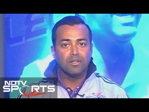 Want to win my second Olympic medal in Rio: Leander Paes