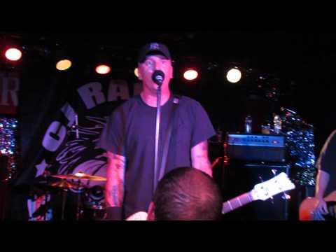 CJ Ramone - Carbona Not Glue, live in Toronto @ The Horseshoe. May 16, 14