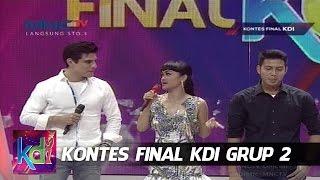 Download lagu Julia Perez Bingung Pilih Mukhlis atau Atilio - Kontes Final KDI Grup 2 (24/5)
