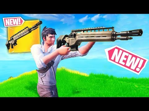 *NEW* INFANTRY RIFLE BEST PLAYS | Fortnite Funny WTF Fails and Best Moments