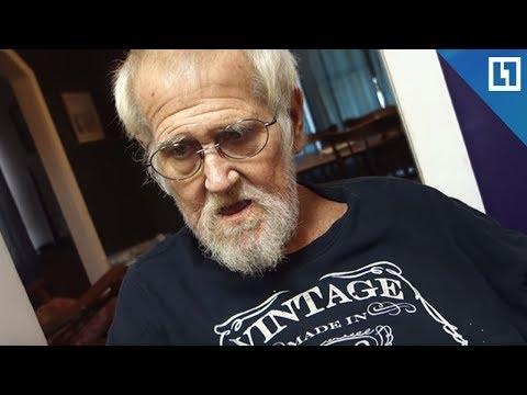 Умер «самый злобный дед» интернета