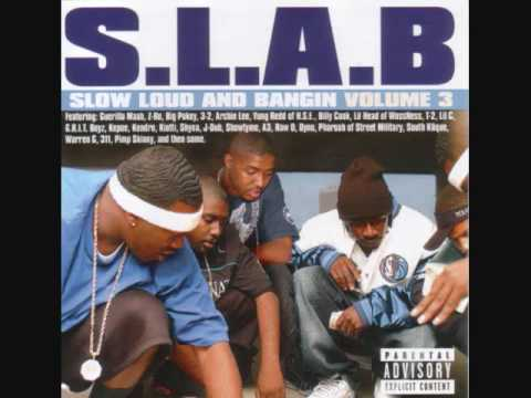 Slab - Standing Strong