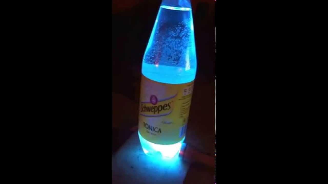 Paint Make Water Glow