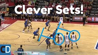 Clever ATO Set Plays In Summer League