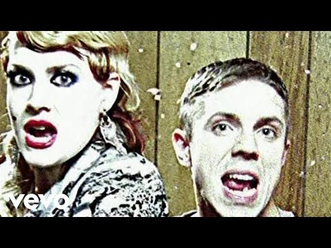 Scissor Sisters – Filthy And Gorgeous
