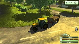 CrazyPlayerCZ | Gameplay | Farming Simulator 2013 | Začátek farmaření