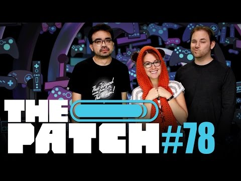 The Patch #78: Blizzcon. Majora's Mask Remakes. and Sinking MMOs