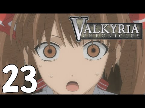 Valkyria Chronicles Part 23 - 1080p Pc - Emo Girl And Gay Guys video