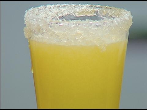 عصير قرع العسلي على طريقة الشيف #وحيد_كمال  من برنامج #الفطاطرى #فوود