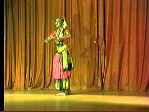 Tara Arts Show-shobana Dance Usa-2-1988 video