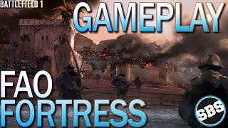 Battlefield 1 Fao Fortress M1916 Rampage