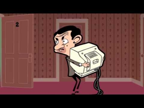 Mr Bean - Noisy Neighbour video