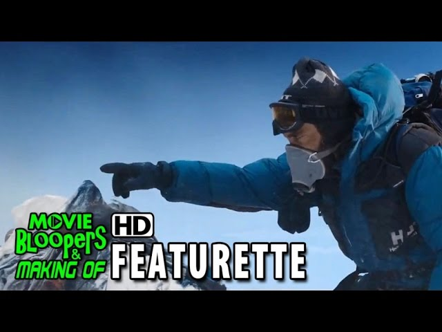 Everest (2015) Featurette - An Inside Look