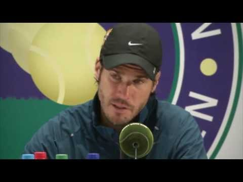 "Djokovic, Federer und Nadal langweilig? Haas: ""Muss Gulbis widersprechen"" | Gerry Weber Open"