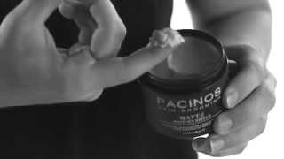 Pacinos Men's Styling Matte Paste available at www.Target.com