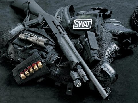 SWAT Team Heroically Ends 6 Hour Standoff with Empty Apartment