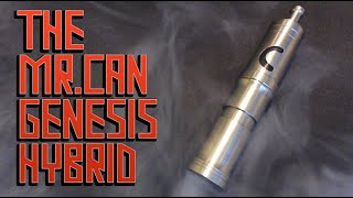 The MR CAN Genesis Hybrid mod + Hemp Wicks