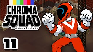 Betrayal - Season 3 Finale - Let's Play Chroma Squad - Part 11