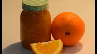 HOW TO MAKE THE BEST ORANGE MARMALADE EVER (BY CRAZY HACKER)