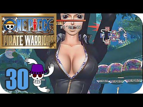 One Piece Pirate Warriors - » Parte 30 [EPISODIO 2 / NICO ROBIN] « - Español [HD]