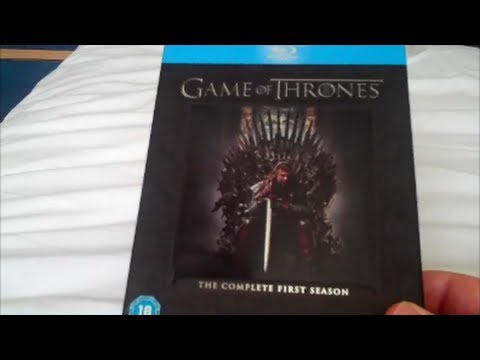 The Game Blu Ray Game of Thrones Dvd Blu-ray