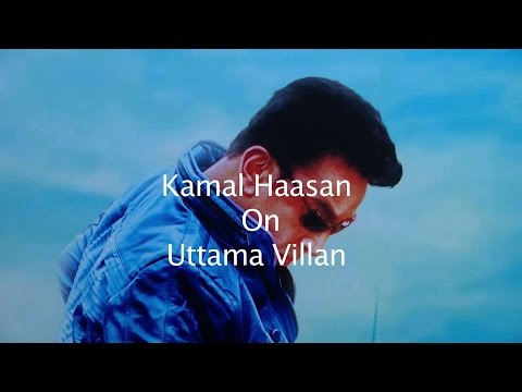 Without Kissing Scene I Can't Live – Actor Kamal Haasan On Uttama Villain – Full Talk Must Watch