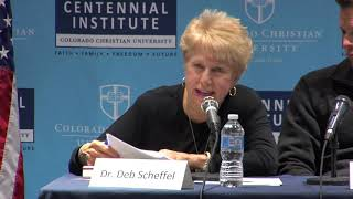 Challenges with Government-Run Education: Dr Deb Scheffel