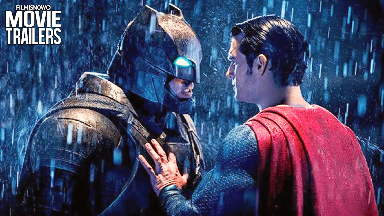 Ben Affleck & Henry Cavill are Batman & Superman | Batman v Superman: Dawn of Justice [HD]