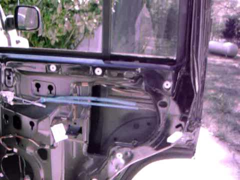 grand cherokee power window regulator replacement cable
