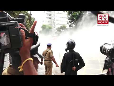 10 protesters arrest|eng