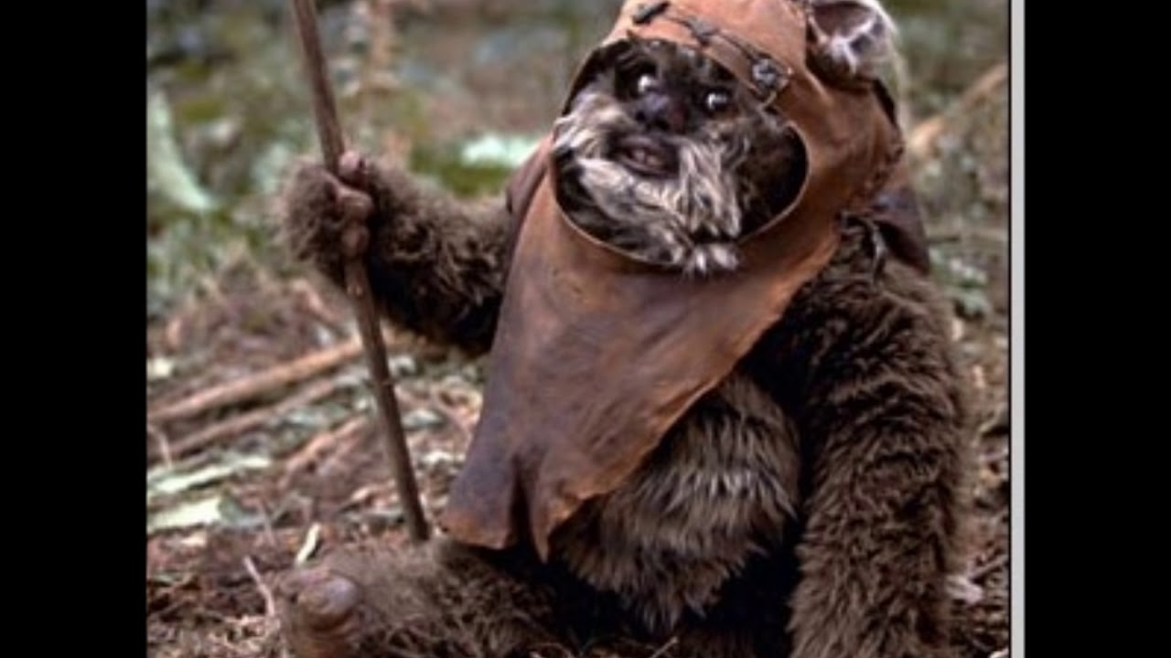 Star War Bears Star Wars Sound Effects Ewok