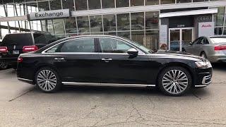 2019 Audi A8 Lake forest, Highland Park, Chicago, Morton Grove, Northbrook, IL A190045