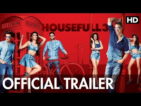 Housefull 3 Official Trailer