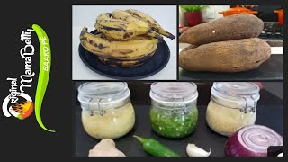 4 IN 1 VIDEO ON HOW TO PRESERVE VEGETABLES ETC. Links to full videos are in the description box.