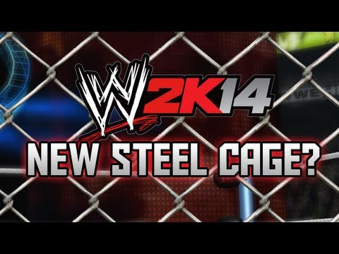 WWE 2K14 - NEW STEEL CAGE!?! (Discussion)