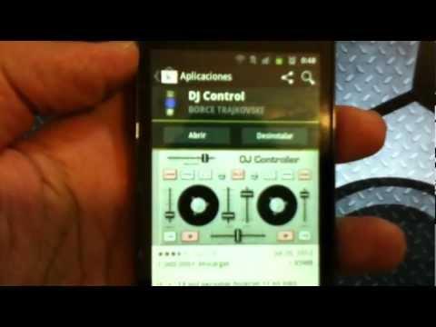 Como usar DJ Control midi wifi android app. parte 1/2