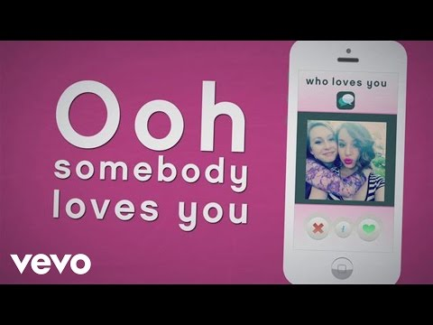 Betty Who - Somebody Loves You (Official Lyric Video)