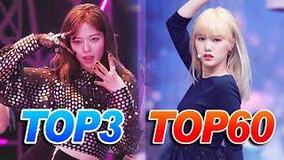 [TOP 60] The Best K-POP Dances of 2019