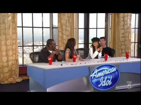 Adam Lambert Audition (American Idol Season 8)