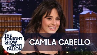 "Camila Cabello on Struggling to Call Shawn Mendes ""Baby"" and Stealing from Prince William"