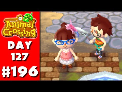 Animal Crossing: New Leaf - Part 196 - Gifts & Tricks (Nintendo 3DS Gameplay Walkthrough Day 127)